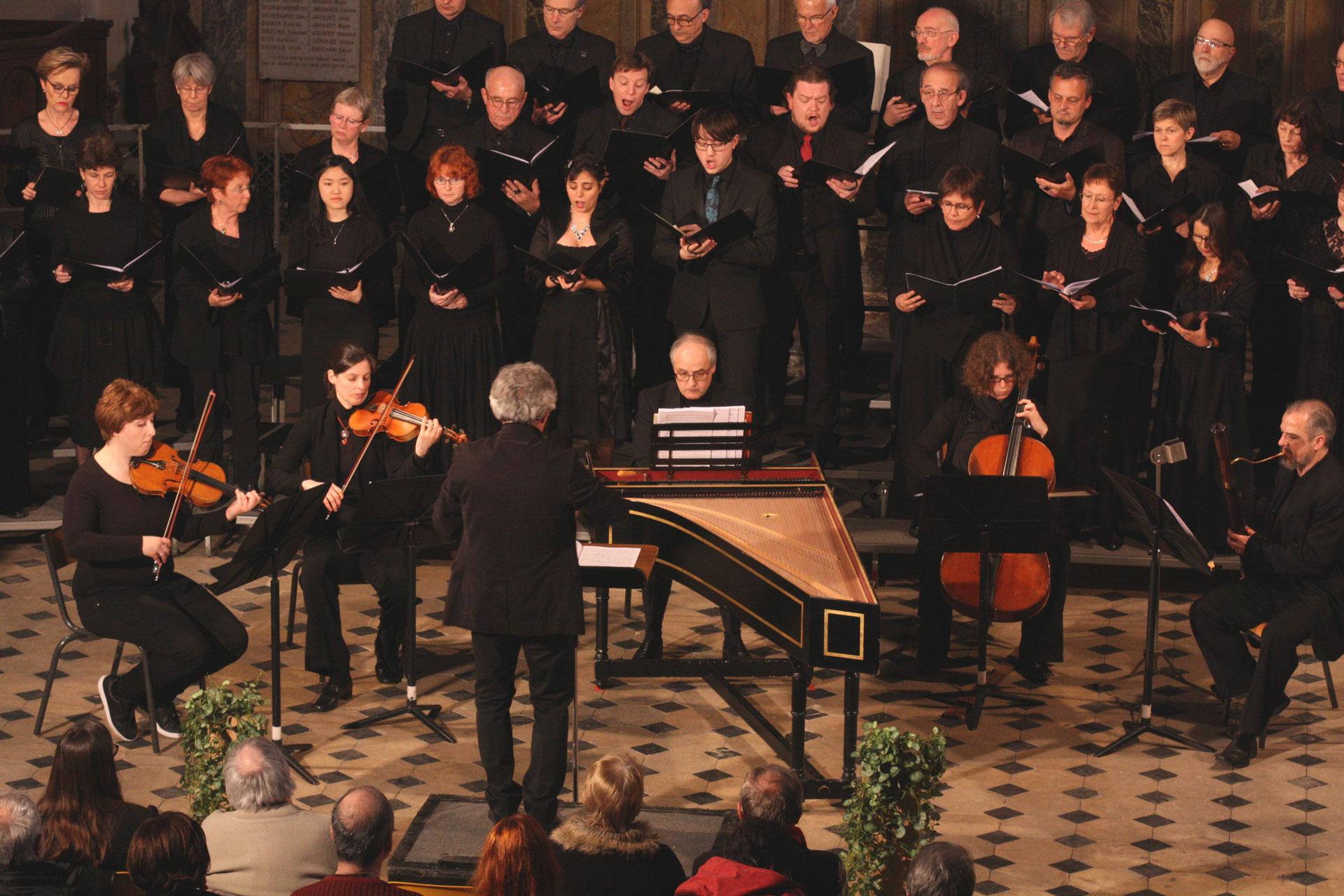 L'ensemble Gradus Ad Musicam de Nancy