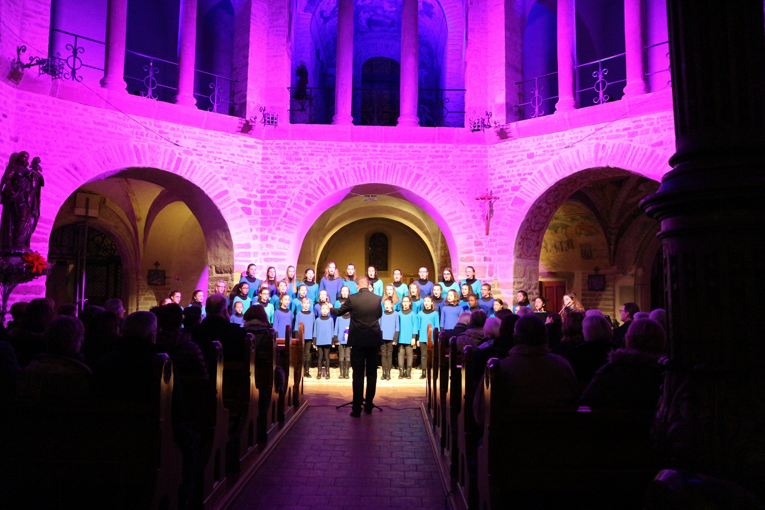 La Manécanterie de St Jean, chœur de jeunes filles de Colmar